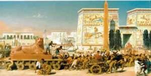 Menyusul wafatnya Nabi Yusuf (Joseph), Bani Israel mengalami kekejaman tak terperikan di tangan Firaun.